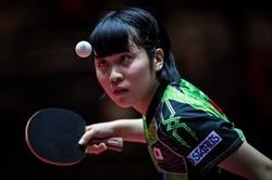 平野美宇が準々決勝でストレート勝利!女子シングルス48年ぶりのメダル確定!