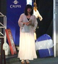 TOKIO城島茂 25才年下小説家志望グラドルと自宅マンション愛!