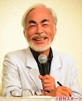 宮崎駿氏 2013年に引退表明も新作長編の準備へ!鈴木敏夫氏が明かす!